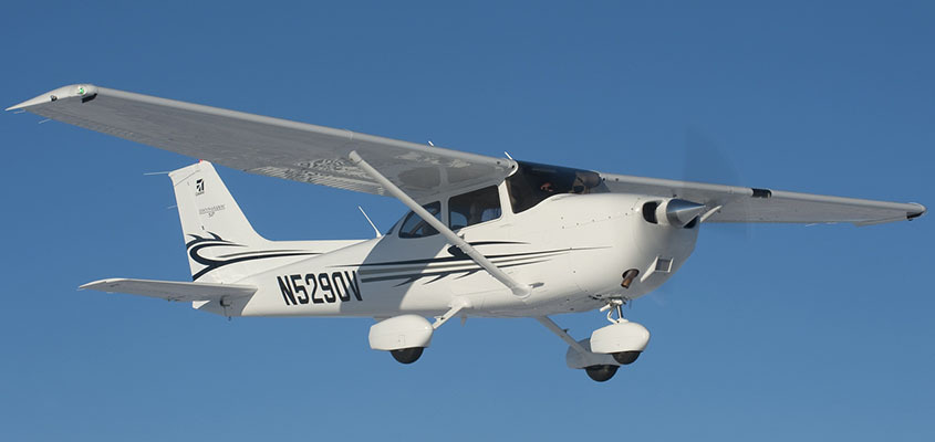 Performing The First Annual Inspection On A Cessna Aircraft