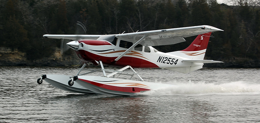 Why Seaplane Float Kits Require Precision Welding