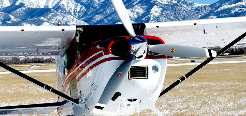 Giving Your Propeller A Winter Check-up