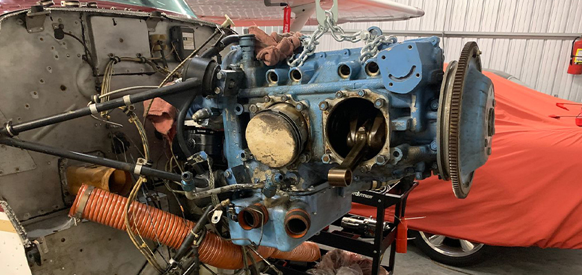 5 Signs Of Worn Out Aircraft Engine Mounts
