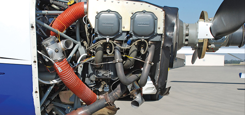 Aircraft Exhaust System: Warnings And Cautions