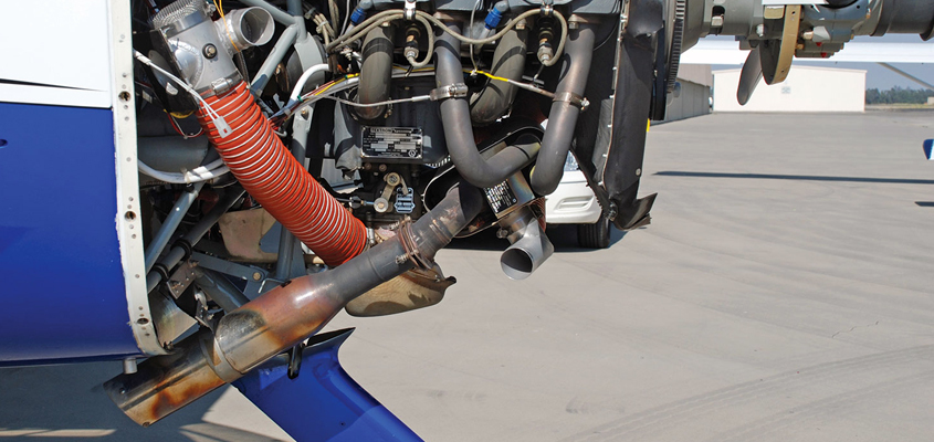 Risks Associated With A Defective Aircraft Exhaust System