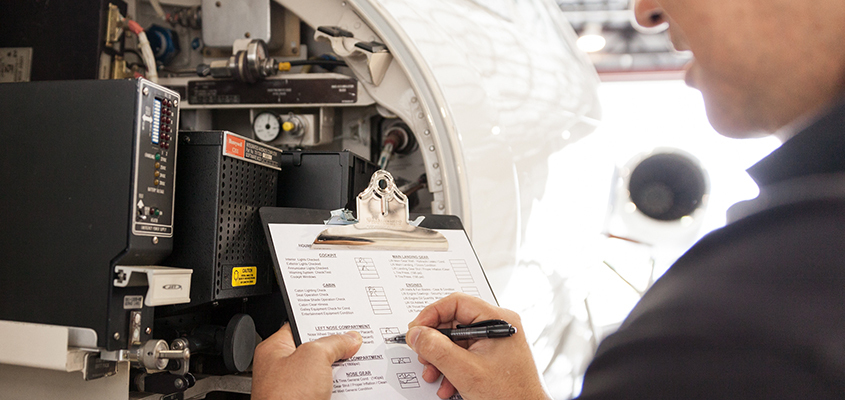 What Are The Different Types Of Aircraft Maintenance Inspections?