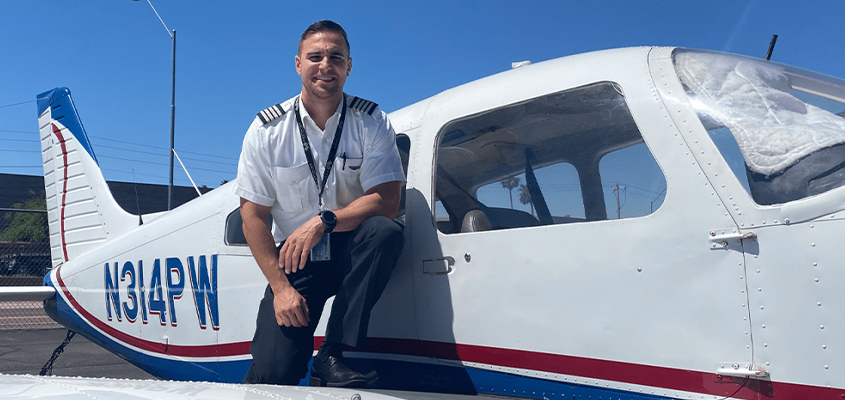 Role Of A Pilot In Keeping An Aircraft Sound And Steady