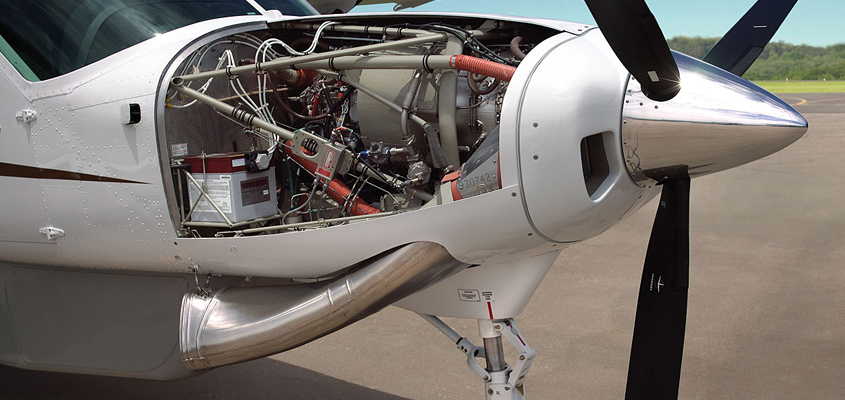 Aircraft Exhaust Systems: Inspection Tips