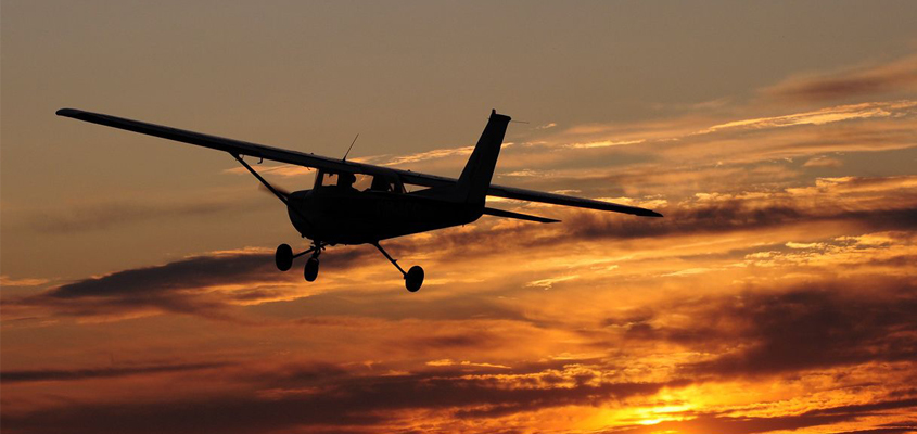 An Aircraft Must Never Deviate From Its Path