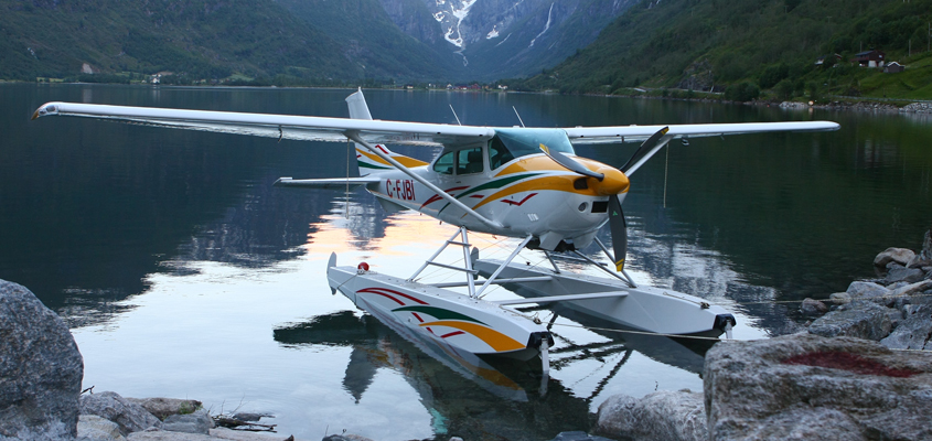 How Float Kits Make A Seaplane Float