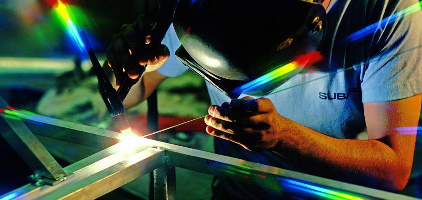 Three Common Welding Processes