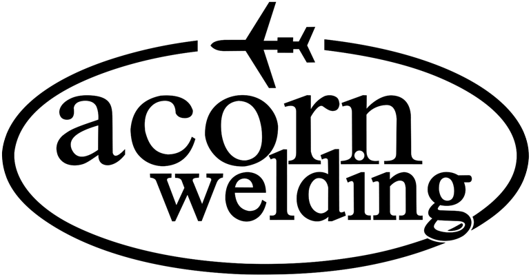 Acorn Logo Black